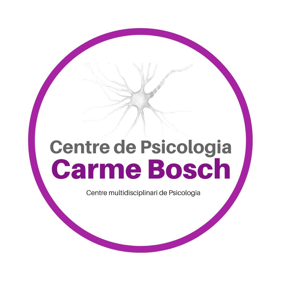 LOGO CENTRE PSICOLOGIA CARME BOSCH